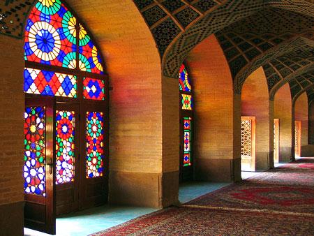 معماری ایرانی - اسلامی