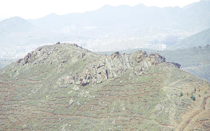 ارتفاعات جنوبی مشهد