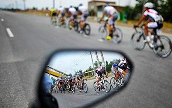 مرحله چهارم سی اُمین دوره تور دوچرخه سواری بین المللی نیمه حرفه ای ایران - آذربایجان