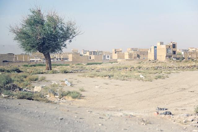 سازمان حاشیه شهر مشهد