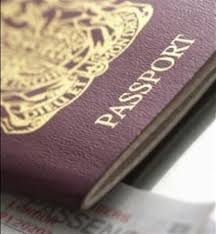 گذرنامه جعلي