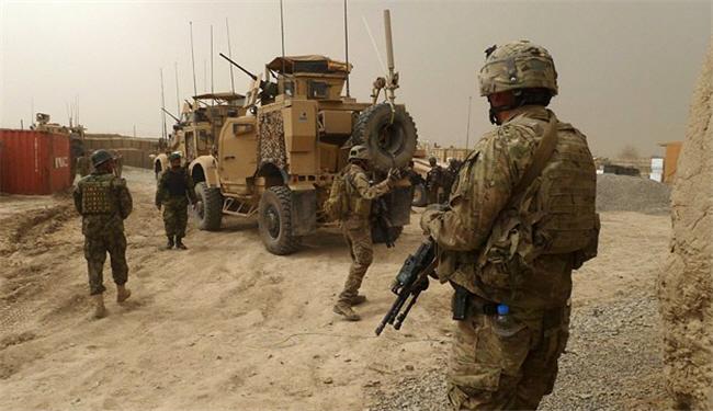 حضور نظامیان آمریکایی غیرقانونی است