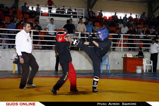 مسابقات قهرمانی کونگ فو استان گرامی داشت روز خلیج فارس