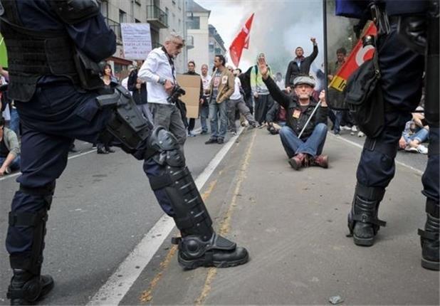 خشمی که اروپاییها دیگر فرو نمیخورند