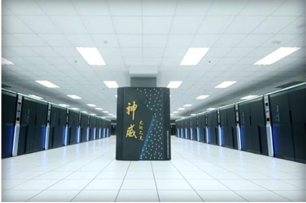 سریع ترین ابرکامپیوتر دنیا