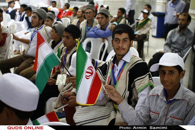 افتتاحیه اردوی دانش آموزان عشایر کشور/گزارش تصویری
