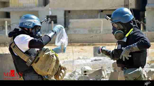 حمله شیمیایی تروریستها به حلب