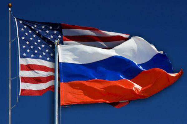 آمریکا روسیه