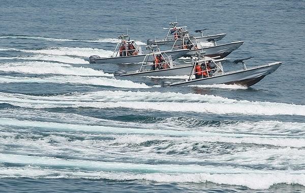 نیروی دریایی سپاه پاسداران
