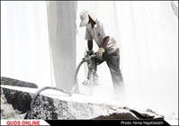 دست معدنکاران  زیر سنگ صادرات مانده است