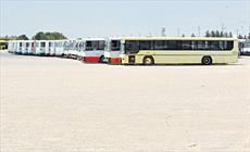 تکلیف ۱۱۲ اتوبوس بلاتکلیف شهرداری روشن شد