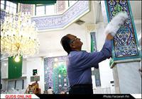 بیش از ۲ هزار مسجد خراسان جنوبی غبارروبی می شود