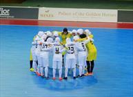 عنوان سومی تیم فوتسال زنان ایران در بازی های داخل سالن آسیا