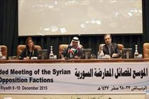 درخواست معارضان از دولت سوریه
