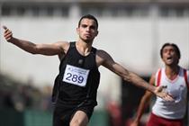 صعود سه دونده ۱۰۰ متر ایران به فینال جام کازانف قزاقستان