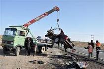 حوادث رانندگی در جادههای استان سمنان جان ۴ نفر را گرفت