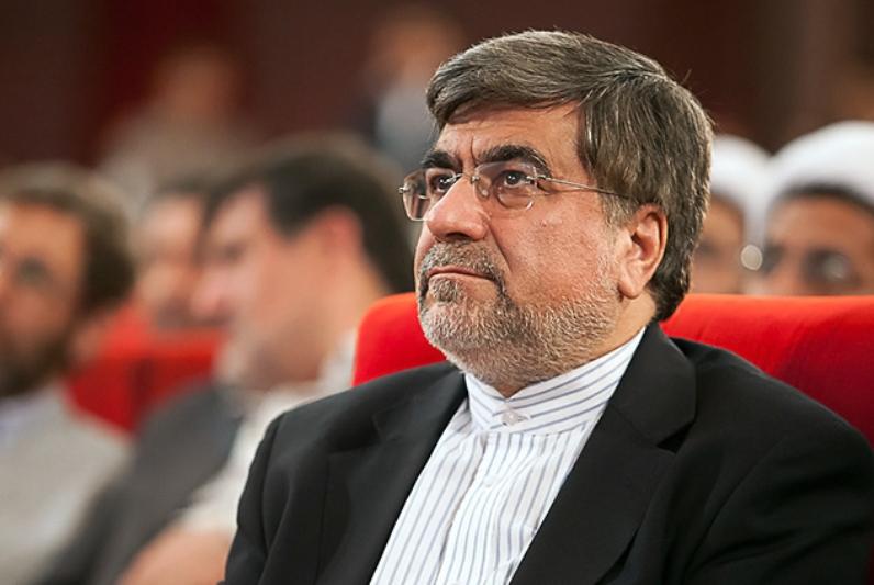 علی جنتی وزیر ارشاد