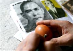 نقاشی بر روی تخم مرغ