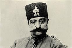 وقتی ناصرالدین شاه نقاش بود+عکس