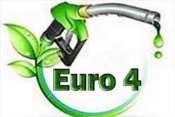 بنزین یورو ٤