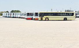 کمبود اتوبوس شهری