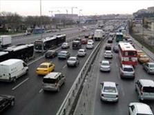 تردد وسیله نقلیه