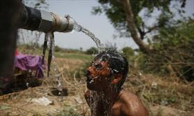 گرمای هوای هند