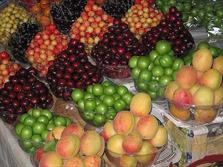 میوههای تابستانی