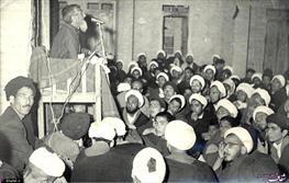 ماجرای برخورد رژیم شاه با زائرین  در واقعه مسجد گوهرشاد
