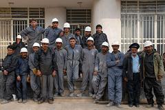 کارگران قراردادی