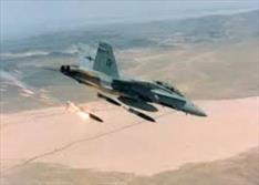 حمله هوایی ارتش عراق