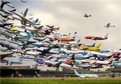 تاخیر پرواز ایرلاینهای داخلی