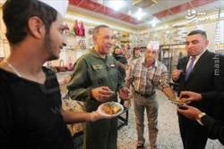 وزیر دفاع عراق