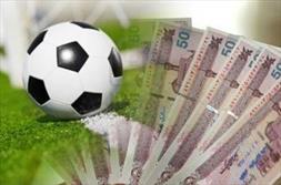 مبلغ قرارداد فوتبالیست ها