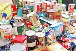 مواد غذایی تقلبی