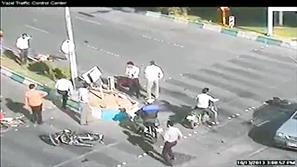تلفات حوادث رانندگی