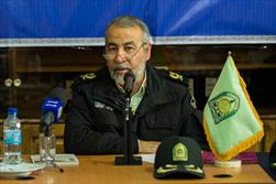 فرمانده انتظامي استان اصفهان