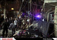 بیش از ۲۵۰ کشته و زخمی در انفجارهای تروریستی ضاحیه بیروت / گزارش تصویری