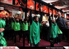 عزاداری اربعین حسینی در کربلای معلی