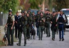 تیراندازی مرگبار کالیفرنیا