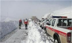 برف و کولاک شدید