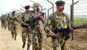نیروی مرزبانی هند