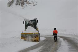 برف روبی جاده ها