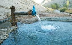تامين آب شرب روستاهاي تفت