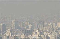 هوای تهران و کلانشهرها تا سه شنبه برای همه افراد ناسالم است
