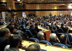 دومین همایش استانداران و فرمانداران سراسر کشور آغاز شد