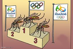 المپیک ۲۰۱۶ - زیکا