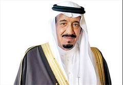 شاه سعودی