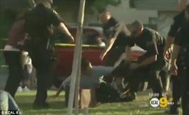 خشونت پلیس آمریکا