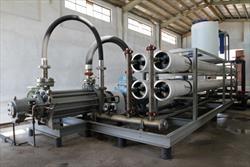تأمین آب ۳۳ روستای قشم با آب شیرینکن